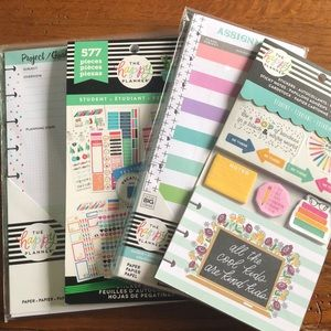 Happy Planner Student Bundle